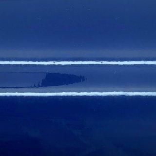 Oracal 970-511GRA   Nachtblau glanz (Rapid Air)