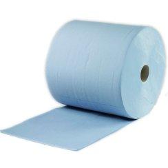 Putztuchrolle   Industriepapier   dreilagig