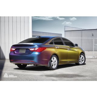 Avery Supreme Wrapping Film | Color Flow | Gloss Rising Sun