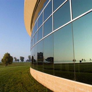 Sonnen- /UV-Schutzfolien für Innen UV-Filter 2 Mil Clear