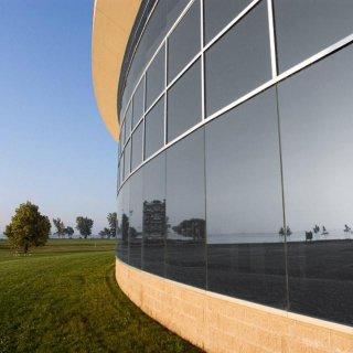 Sicht- & Blendschutzfolien Matte Silver 20C   lfd. Meter   152 cm Breite