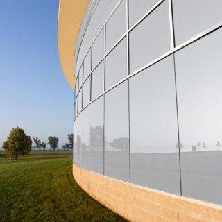 Sicht- & Blendschutzfolien Matte Translucent C 2Mil   lfd. Meter   152 cm Breite