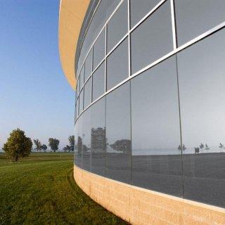 Sonnenschutzfolien für Außenbereich Titan 50 XC | lfd. Meter | 152 cm Breite