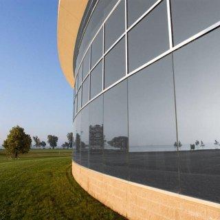 Sonnenschutzfolien für Außenbereich Silver 35 XC   Rolle (30,5m)   122 cm Breite
